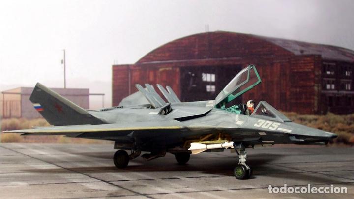 Maquetas: MIG 37 B Ferret STEALTH 1:48 maqueta avión - Foto 13 - 140782750
