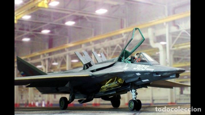 Maquetas: MIG 37 B Ferret STEALTH 1:48 maqueta avión - Foto 14 - 140782750