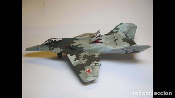 Maquetas: MIG 37 B Ferret STEALTH 1:48 maqueta avión - Foto 15 - 140782750