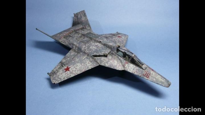 Maquetas: MIG 37 B Ferret STEALTH 1:48 maqueta avión - Foto 16 - 140782750