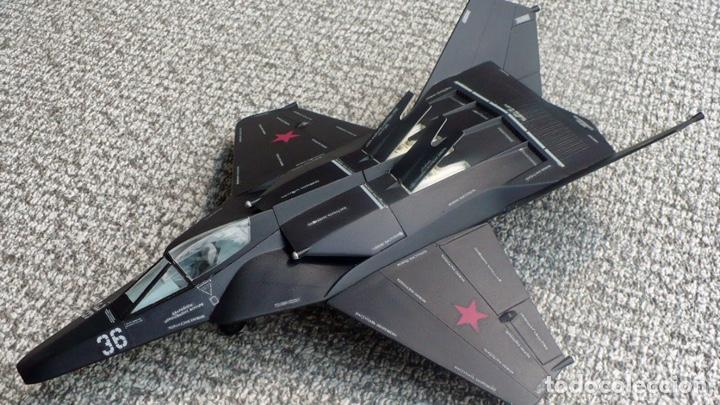Maquetas: MIG 37 B Ferret STEALTH 1:48 maqueta avión - Foto 17 - 140782750