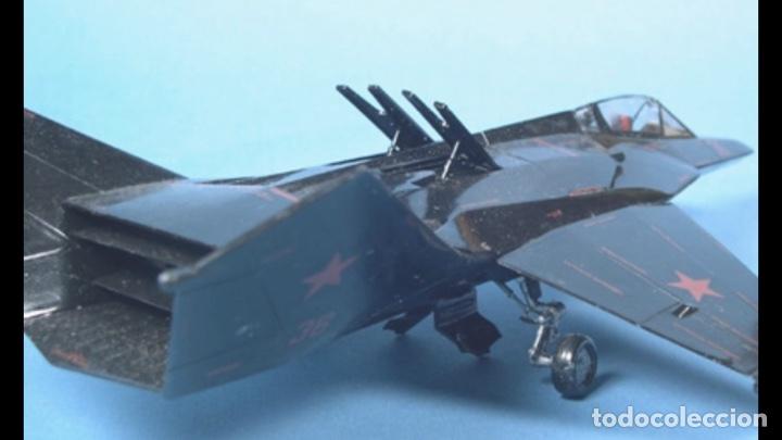 Maquetas: MIG 37 B Ferret STEALTH 1:48 maqueta avión - Foto 20 - 140782750