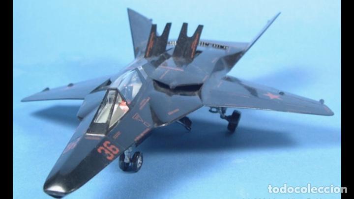 Maquetas: MIG 37 B Ferret STEALTH 1:48 maqueta avión - Foto 22 - 140782750