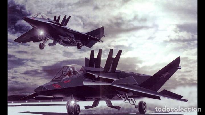 Maquetas: MIG 37 B Ferret STEALTH 1:48 maqueta avión - Foto 24 - 140782750