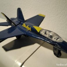 Maquetas: AVIÓN METÁLICO, BLUE ANGELS, HORNET (MADE IN CHINA) (NO SÉ SI FALTA PUNTA). Lote 141586206