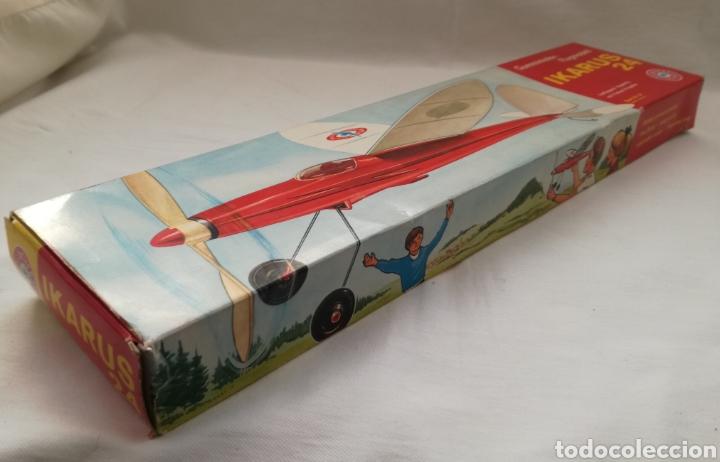 ANTIGUO PLANEADOR GUNTHER FLUGSPIELE. (Juguetes - Modelismo y Radio Control - Maquetas - Aviones y Helicópteros)
