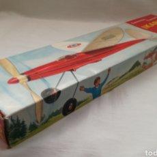 Maquetas: ANTIGUO PLANEADOR GUNTHER FLUGSPIELE.. Lote 141814197
