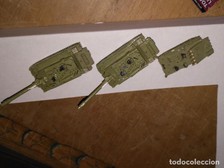 Maquetas: 3 maquetas hechas a mano militar 2 tanques y 1 bombardero para realizar dioramas guerra militaria - Foto 5 - 141833822