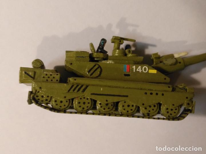 Maquetas: 3 maquetas hechas a mano militar 2 tanques y 1 bombardero para realizar dioramas guerra militaria - Foto 10 - 141833822