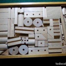 Maquetas: JUGUETE DE CONSTRUCCIÓN DE MADERA . Lote 141880418