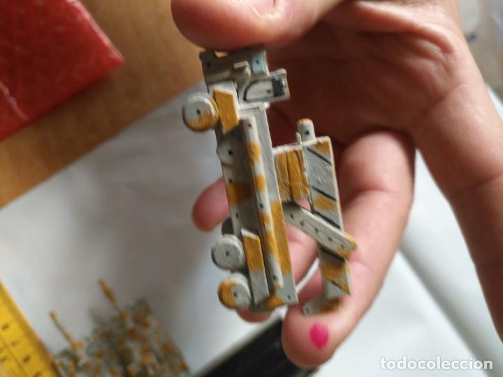 Maquetas: 3 maquetas hechas a mano militar tanques y camion para realizar dioramas guerra militaria leer - Foto 10 - 141884694