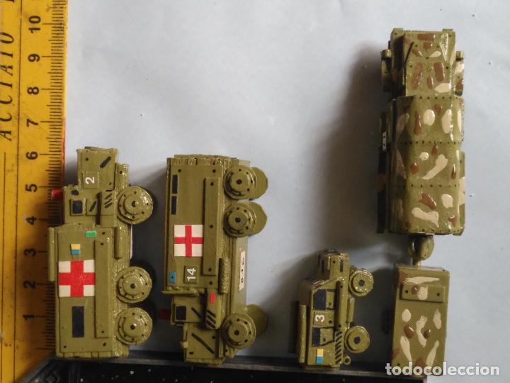 Maquetas: maquetas hechas a mano militar camiones remolques cruz roja realizar dioramas guerra militaria leer - Foto 2 - 141886822