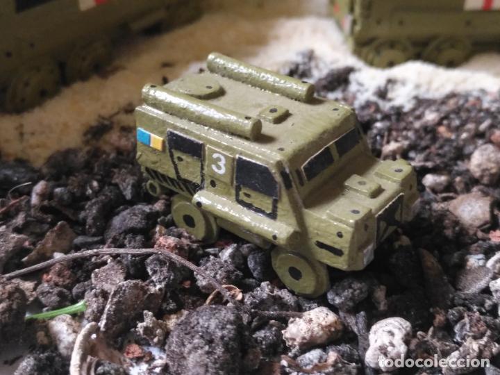 Maquetas: maquetas hechas a mano militar camiones remolques cruz roja realizar dioramas guerra militaria leer - Foto 4 - 141886822