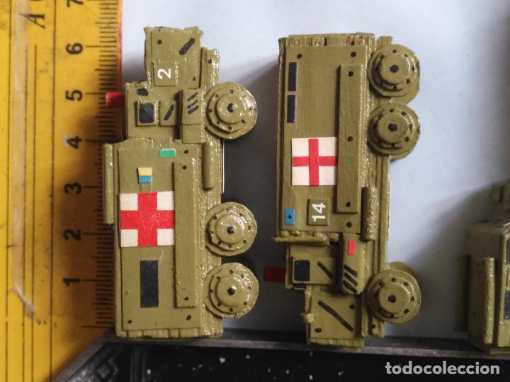 Maquetas: maquetas hechas a mano militar camiones remolques cruz roja realizar dioramas guerra militaria leer - Foto 6 - 141886822