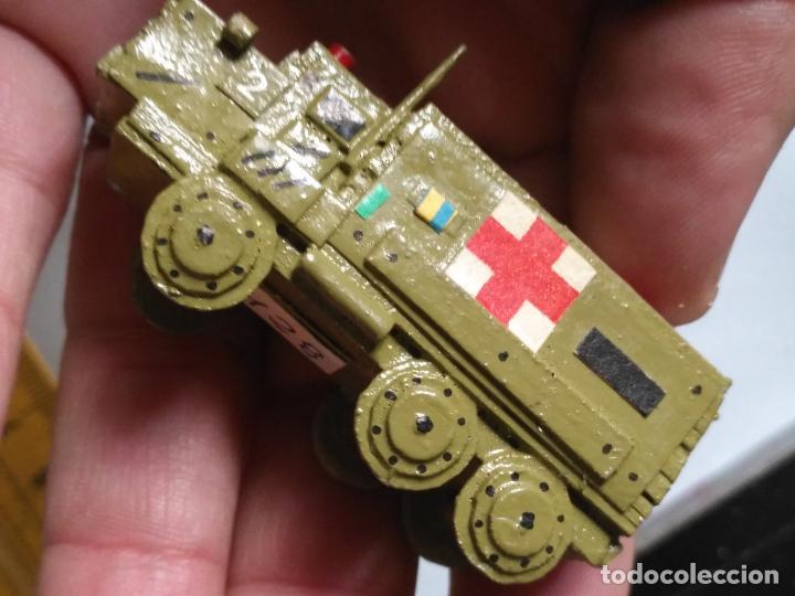 Maquetas: maquetas hechas a mano militar camiones remolques cruz roja realizar dioramas guerra militaria leer - Foto 17 - 141886822