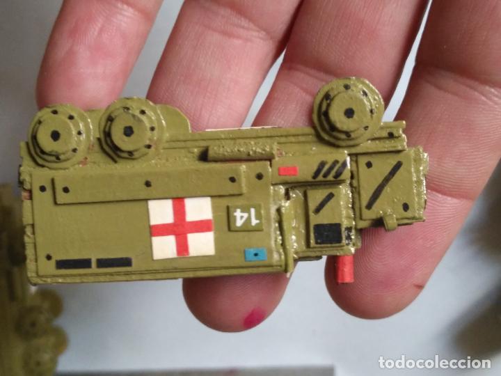 Maquetas: maquetas hechas a mano militar camiones remolques cruz roja realizar dioramas guerra militaria leer - Foto 21 - 141886822
