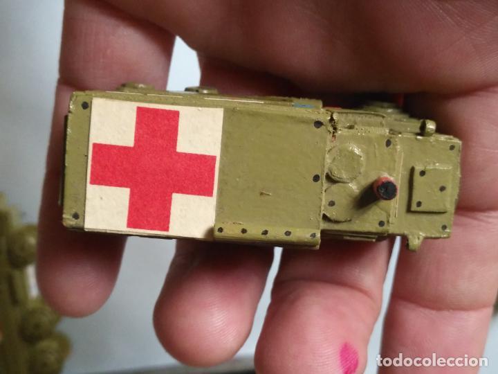 Maquetas: maquetas hechas a mano militar camiones remolques cruz roja realizar dioramas guerra militaria leer - Foto 22 - 141886822
