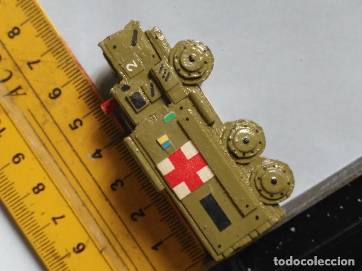 Maquetas: maquetas hechas a mano militar camiones remolques cruz roja realizar dioramas guerra militaria leer - Foto 25 - 141886822