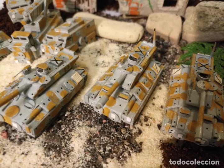 Maquetas: 9 maquetas hechas a mano militar camiones TANQUES ETC realizar dioramas guerra militaria leer - Foto 2 - 141936506