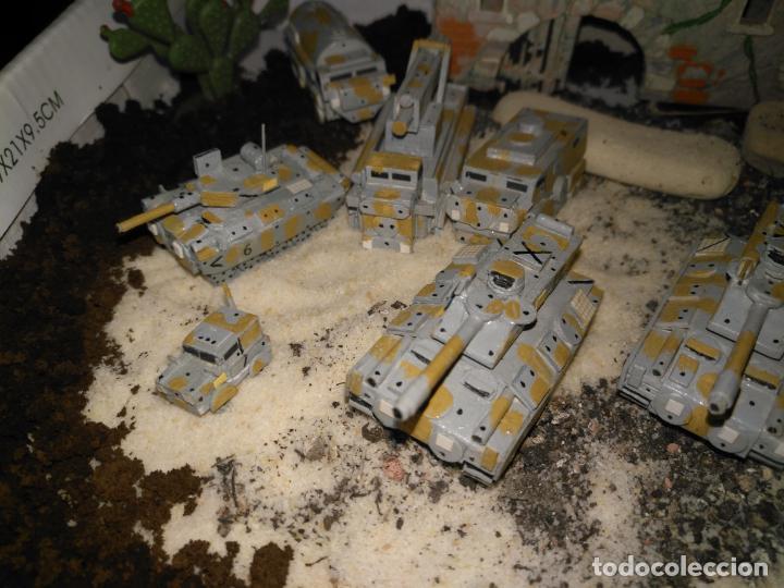 Maquetas: 9 maquetas hechas a mano militar camiones TANQUES ETC realizar dioramas guerra militaria leer - Foto 3 - 141936506