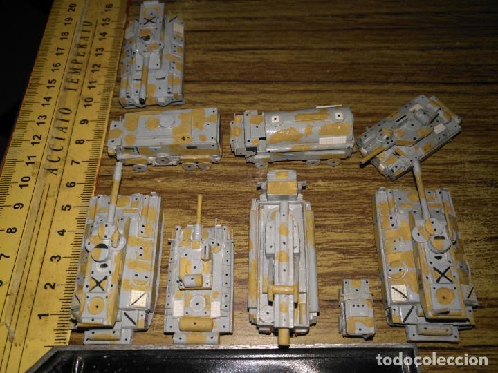 Maquetas: 9 maquetas hechas a mano militar camiones TANQUES ETC realizar dioramas guerra militaria leer - Foto 4 - 141936506