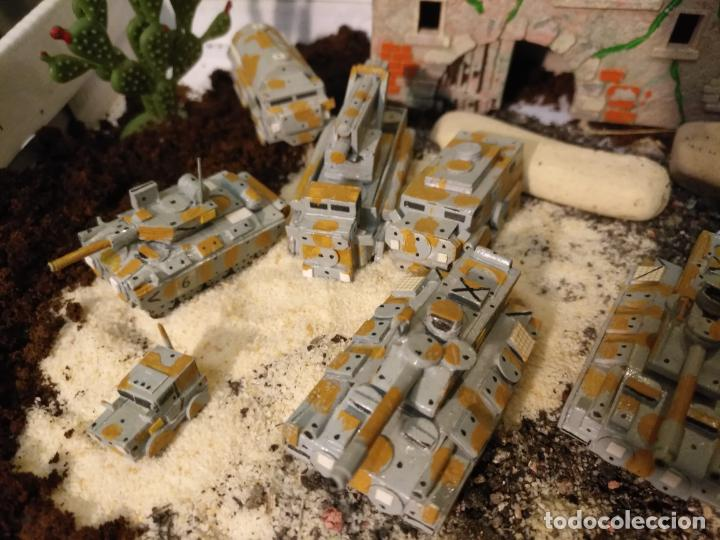 Maquetas: 9 maquetas hechas a mano militar camiones TANQUES ETC realizar dioramas guerra militaria leer - Foto 5 - 141936506