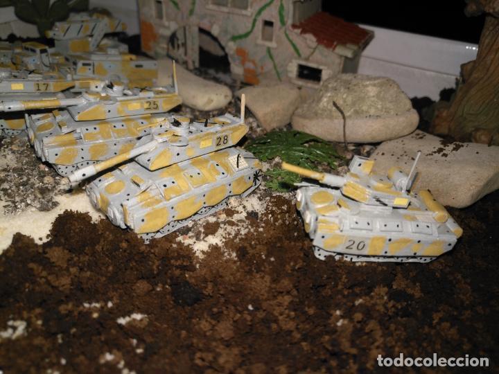 Maquetas: 9 maquetas hechas a mano militar camiones TANQUES ETC realizar dioramas guerra militaria leer - Foto 7 - 141936506