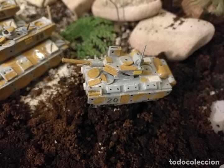 Maquetas: 9 maquetas hechas a mano militar camiones TANQUES ETC realizar dioramas guerra militaria leer - Foto 8 - 141936506