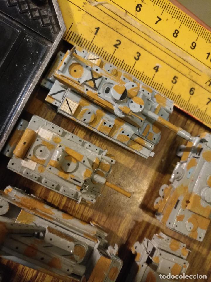 Maquetas: 9 maquetas hechas a mano militar camiones TANQUES ETC realizar dioramas guerra militaria leer - Foto 9 - 141936506