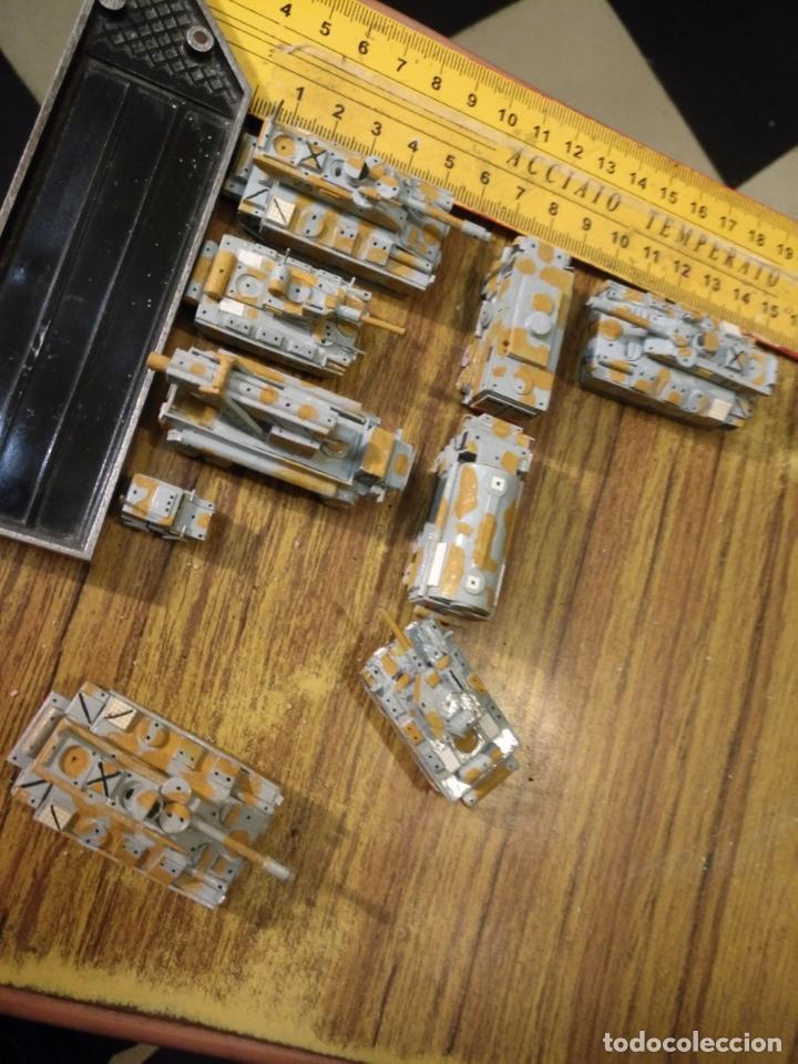 Maquetas: 9 maquetas hechas a mano militar camiones TANQUES ETC realizar dioramas guerra militaria leer - Foto 13 - 141936506
