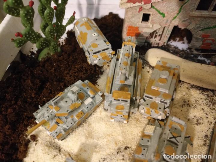 Maquetas: 9 maquetas hechas a mano militar camiones TANQUES ETC realizar dioramas guerra militaria leer - Foto 14 - 141936506