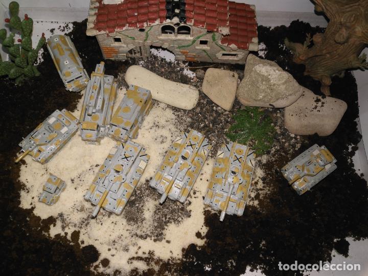 Maquetas: 9 maquetas hechas a mano militar camiones TANQUES ETC realizar dioramas guerra militaria leer - Foto 17 - 141936506