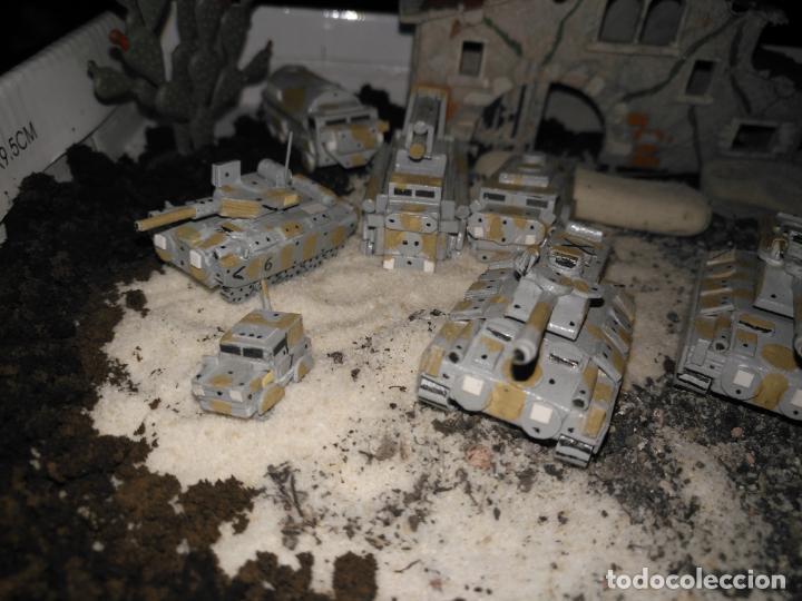 Maquetas: 9 maquetas hechas a mano militar camiones TANQUES ETC realizar dioramas guerra militaria leer - Foto 18 - 141936506
