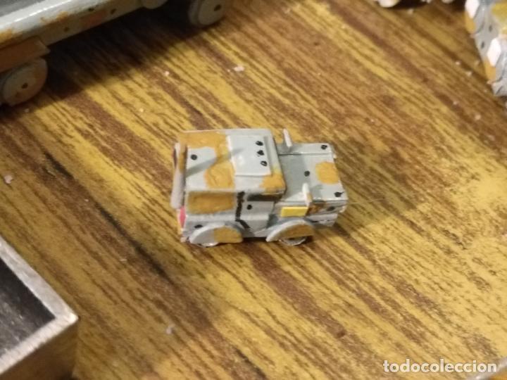 Maquetas: 9 maquetas hechas a mano militar camiones TANQUES ETC realizar dioramas guerra militaria leer - Foto 21 - 141936506