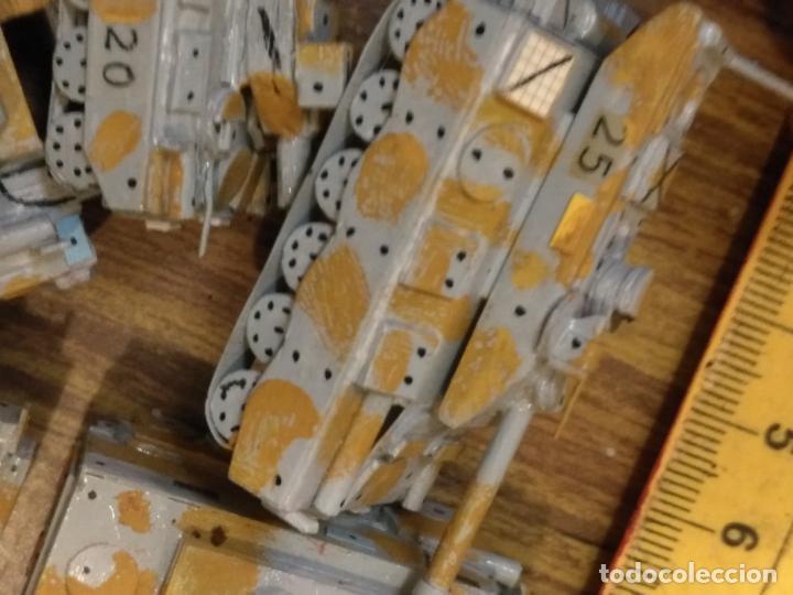 Maquetas: 9 maquetas hechas a mano militar camiones TANQUES ETC realizar dioramas guerra militaria leer - Foto 26 - 141936506