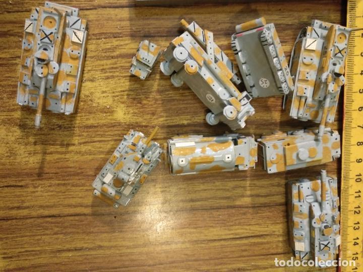Maquetas: 9 maquetas hechas a mano militar camiones TANQUES ETC realizar dioramas guerra militaria leer - Foto 27 - 141936506
