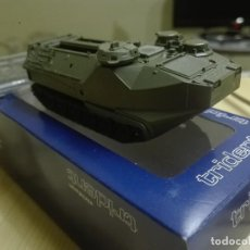 Maquettes: VEHICULO ANFIBIO LVTP-7 ,TRIDENT REF. 97001. Lote 228101035