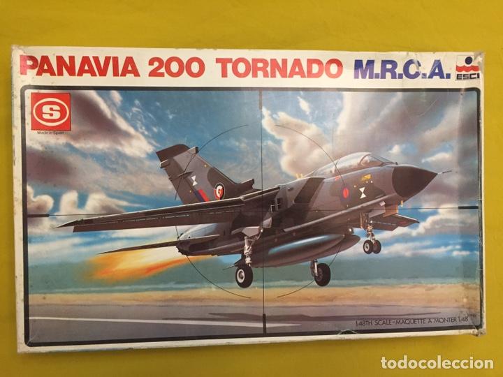 PANAVIA TORNADO 1:48 ESCI MAQUETA AVION (Juguetes - Modelismo y Radio Control - Maquetas - Aviones y Helicópteros)