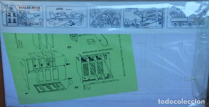 Maquetas: PARKING PARA COLOREAR Y MONTAR EN CARTÓN ONDULADO Y TROQUELADO - Foto 2 - 142691238
