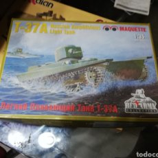 Maquetas: RED ARMY COLLECTION 1/35 T-37 A. Lote 142740461