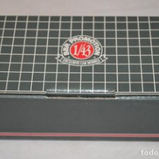 Maquetas: FIAT COUPÉ STREET 1994. REF. PJ48. ESC. 1/43. MADE IN ITALY. ROMANJUGUETESYMAS.. Lote 142917502