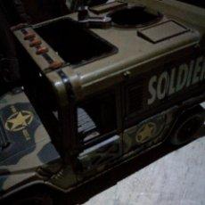 Maquetas: CAMION SOLDIER. Lote 143007226
