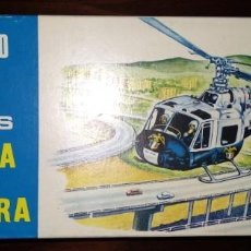 Maquetas: HELICOPTERO VOLADOR A PILAS KAPLAX MADE IN SPAIN. Lote 143572846