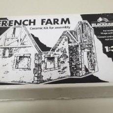 Maquetas: J- FRENCH FARM CERAMIC KIT BLOCKHAUS ESCALE 1:35 REF 54004 RARE AÑOS 80. Lote 148888076