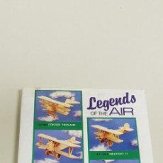 Maquetas: J- FOKKER TRIPLANE AC-301 LEGENDS OF THE AIR AÑOS 80 NEW OLD STOCK. Lote 143615438