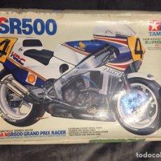 Maquetas: HONDA NSR 500 WAYNE GARDNER 1:12 TAMIYA 14055 MAQUETA MOTO GP GRAND PRIX RACER. Lote 143839626