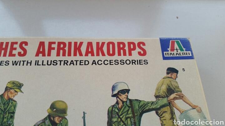 Maquetas: Deutsches Afrikakorps italaerei italeri maqueta figuras 1:35 n°304 - Foto 2 - 144615105