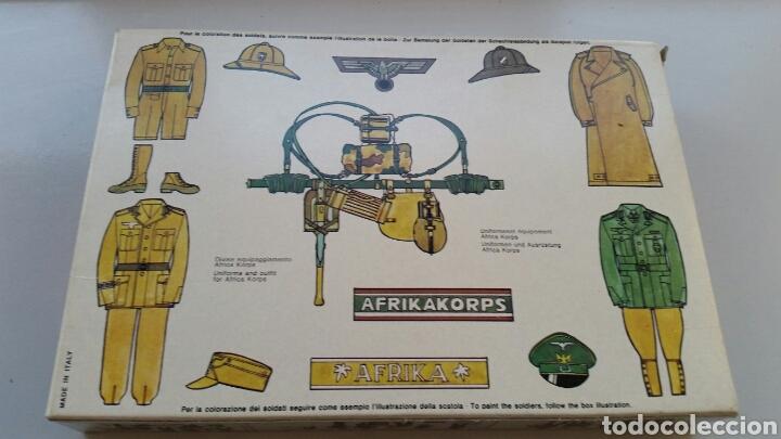 Maquetas: Deutsches Afrikakorps italaerei italeri maqueta figuras 1:35 n°304 - Foto 5 - 144615105