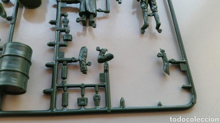 Maquetas: Deutsches Afrikakorps italaerei italeri maqueta figuras 1:35 n°304 - Foto 9 - 144615105
