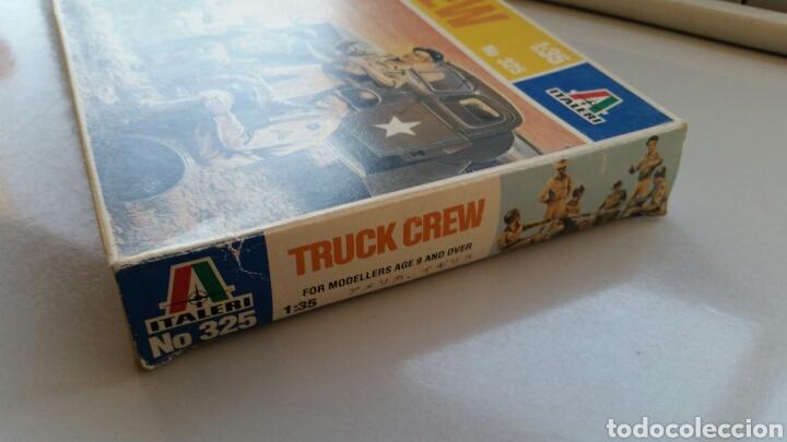 Maquetas: Italeri truck crew maqueta 1:35 n°325 - Foto 2 - 144616066